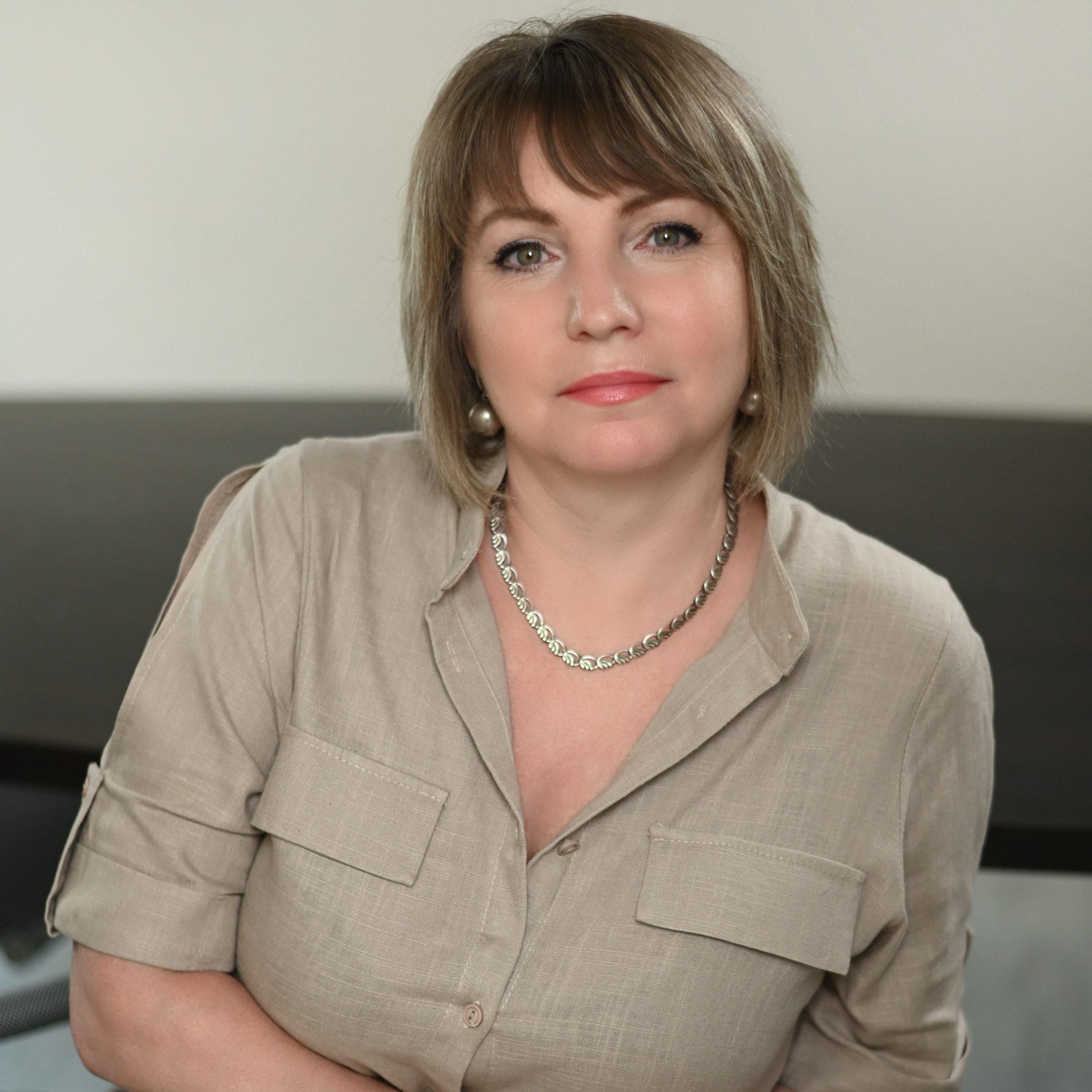 Олена Лисенко